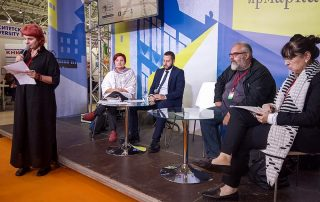 The International Belgrade Book Fair presented itself in Moscow